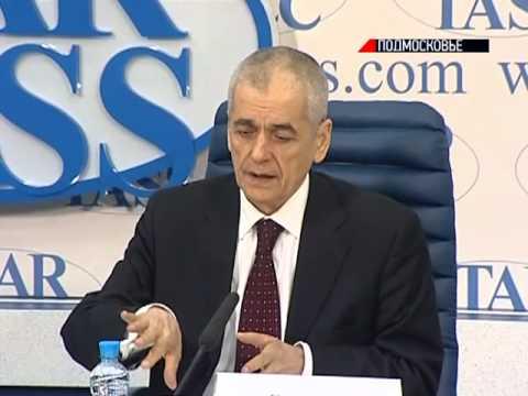 Онищенко не спешит в отставку