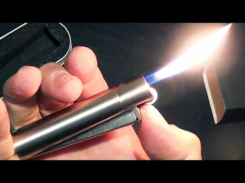 Clipper Metal Lighter