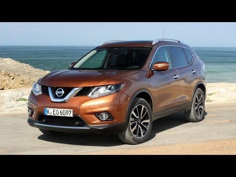 essai nissan x trail youtube. Black Bedroom Furniture Sets. Home Design Ideas