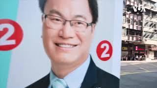 香港反送中后首次选举展开 选民用选票评判政府