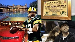 Aaron Rodgers Lifestyle - Biography | Net Worth | Girlfriend | Family | House | Car