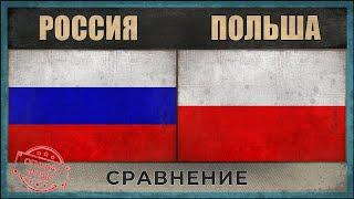 РОССИЯ vs ПОЛЬША ✪ Сравнение армий [2018]