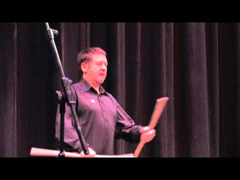 08 Manx Music and Dance Concert for Schools Part 8 JOHN DANCES GORSE STICKS