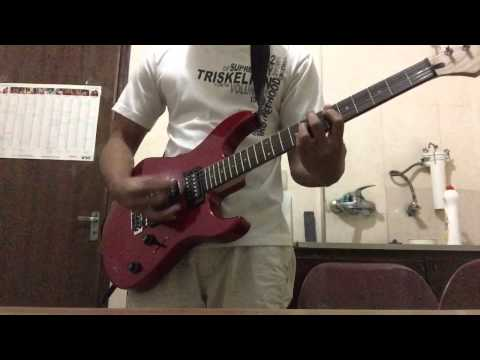 Order taker (parokya ni edgar) guitar cover