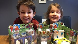 New Flush Force Flushies Toys Series One Opening and Unboxing UK