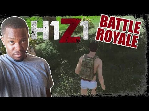 Battle Royale Winner H1Z1 Gameplay - SEAL TEAM PERFECTION