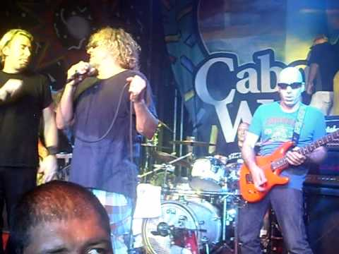 Chickenfoot w/Chad Kroeger Whole lotta love Live at cabo ...