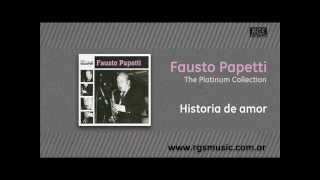 Скачать Fausto Papetti Historia De Amor
