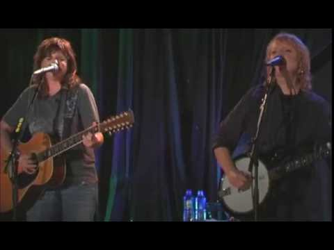 "Indigo Girls - Live Show from the ""All That We Let In"" DVD disc"