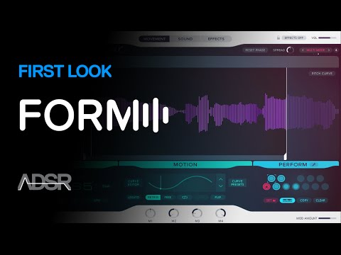 FORM Overview - Komplete 11 - First Look