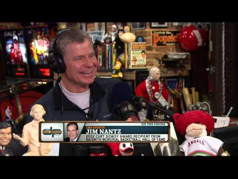 Jim Nantz on the Dan Patrick Show (Full Interview) 4/3/14