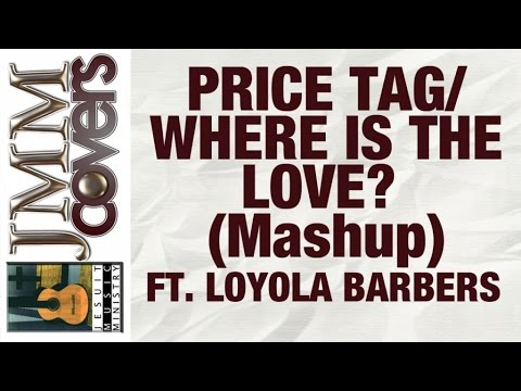 Jmm Covers Price Tag Jessie J And Where Is The Love Black