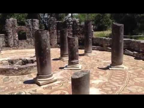 Trip to Albania from the Greek. Butrint - old city- Travel Blog!!!