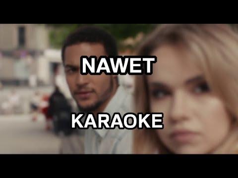 Remo ft. Dominika Sozańska - Nawet [karaoke/instrumental] - Polinstrumentalista