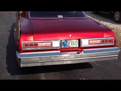 1977 Chevelle Malibu part2