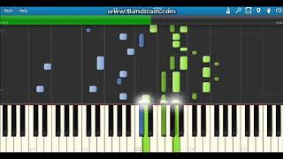 自動演奏です。 楽譜の公開やリクエストの受け付けはしていませんm(__)m.