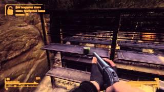 Fallout new vegas с модами 5 охота на гекко