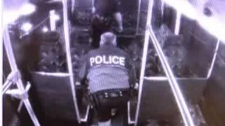 Dayton police taser man on bus
