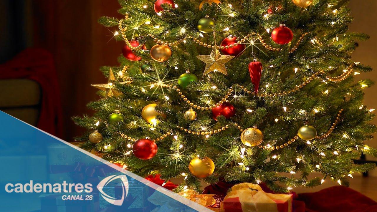 Ideas para decorar el rbol de navidad adornos navide os for Ideas para decorar el arbol de navidad