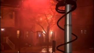 Rockaway Boardwalk Breaks Away, Power Lines Spark Fires | Hurricane Sandy New York