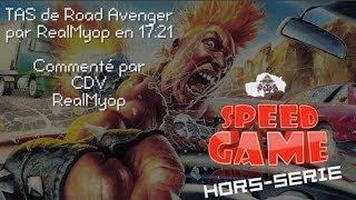 SpeedGame Hors-série spécial et exceptionnel sur Super Road Avenger