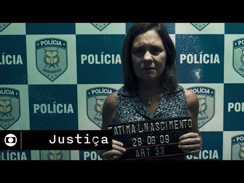 Justiça: conheça a história de Fátima, papel de Adriana Esteves
