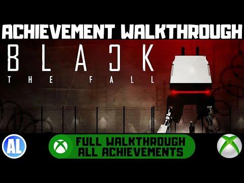 Black The Fall - Full Walkthrough - All Achievements/Trophies
