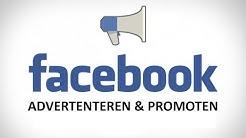 Adverteren op Facebook en berichten promoten