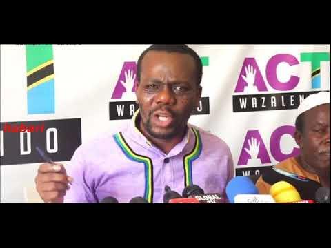 Zitto Kabwe Azua Balaa