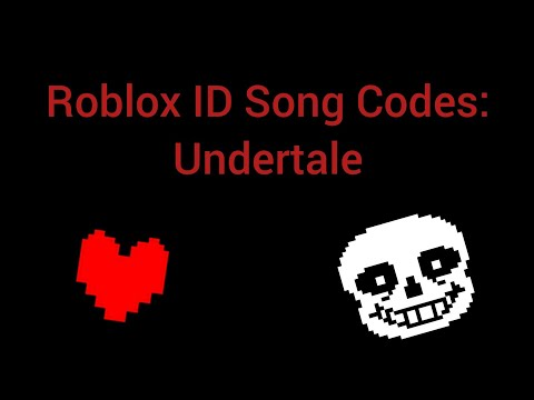 Goodbye Roblox Id Code Undertale Ost Id Codes For Roblox Besides Waters Of Megalovania Youtube
