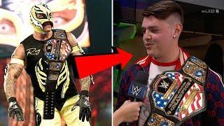 Real Reasons Rey Mysterio Will Face Samoa Joe At WrestleMania 35 ( FATHER VS SON?)