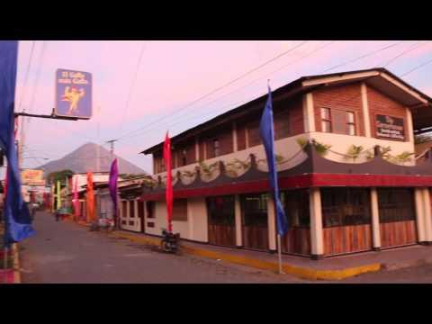 Exploring Moyogalpa, Nicaragua (Ometepe)