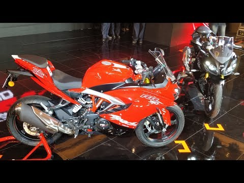 TVS Apache RR 310 Launch - Live