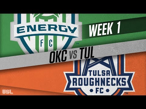 OKC Energy FC vs Tulsa Roughnecks FC: March 17, 2018