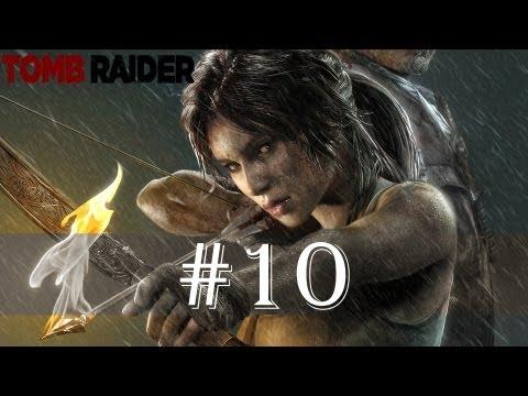 Tomb Raider - Walkthrough - Part 10 - I Dont Trust Doctor (XBOX/PS3/PC)