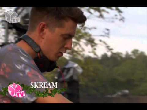 SKREAM - Live @ TomorrowWorld 2013 (Mad Decent Stage) Sunday