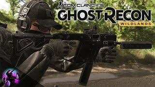 The BEST Stealth Weapon? ➤ Ghost Recon Wildlands | Vector .45 ACP Gun Review |