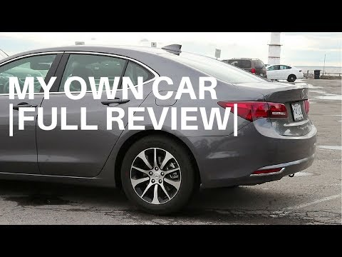 2017 Acura TLX Review | Ownership |