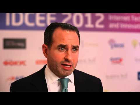 IDCEE 2012: Official Interview With Marco Rodzynek (Founder @NOAH Advisors)