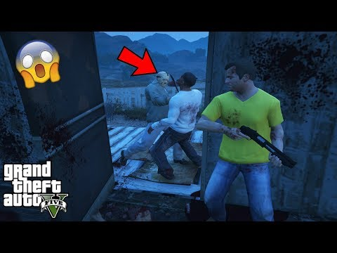 GTA 5 - JASON CAUGHT Michael And Franklin!