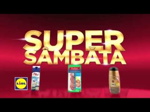Super Sambata la Lidl • 26 Martie 2016