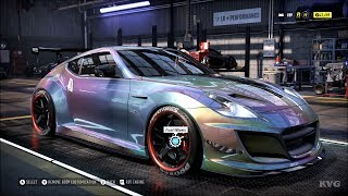 Need for Speed Heat - Nissan 370Z Heritage Edition 2019 - Customize | Tuning Car HD
