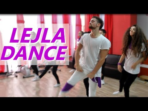 Elvana Gjata - Lejla ft  Capital T & 2PO2 - Dance Cover