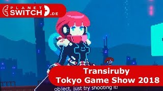 Transiruby (Switch) - Interview @Toky Game Show 2018