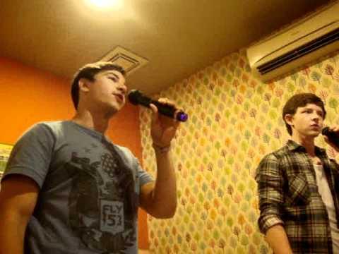 """You're So Vain"" karaoke in Kyoto"