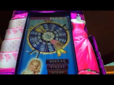 Bridesmaids slot machine