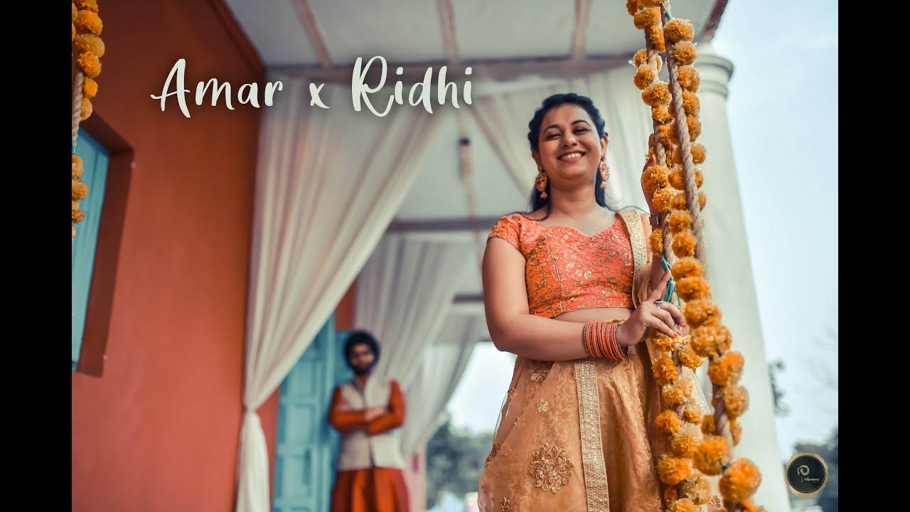 Pre-Wedding Film | Amar x Ridhi | Picformers Studios