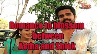 Shlok saves astha. Romance to blossom between the two. Is pyaar ko kya naam doon ek baar phir