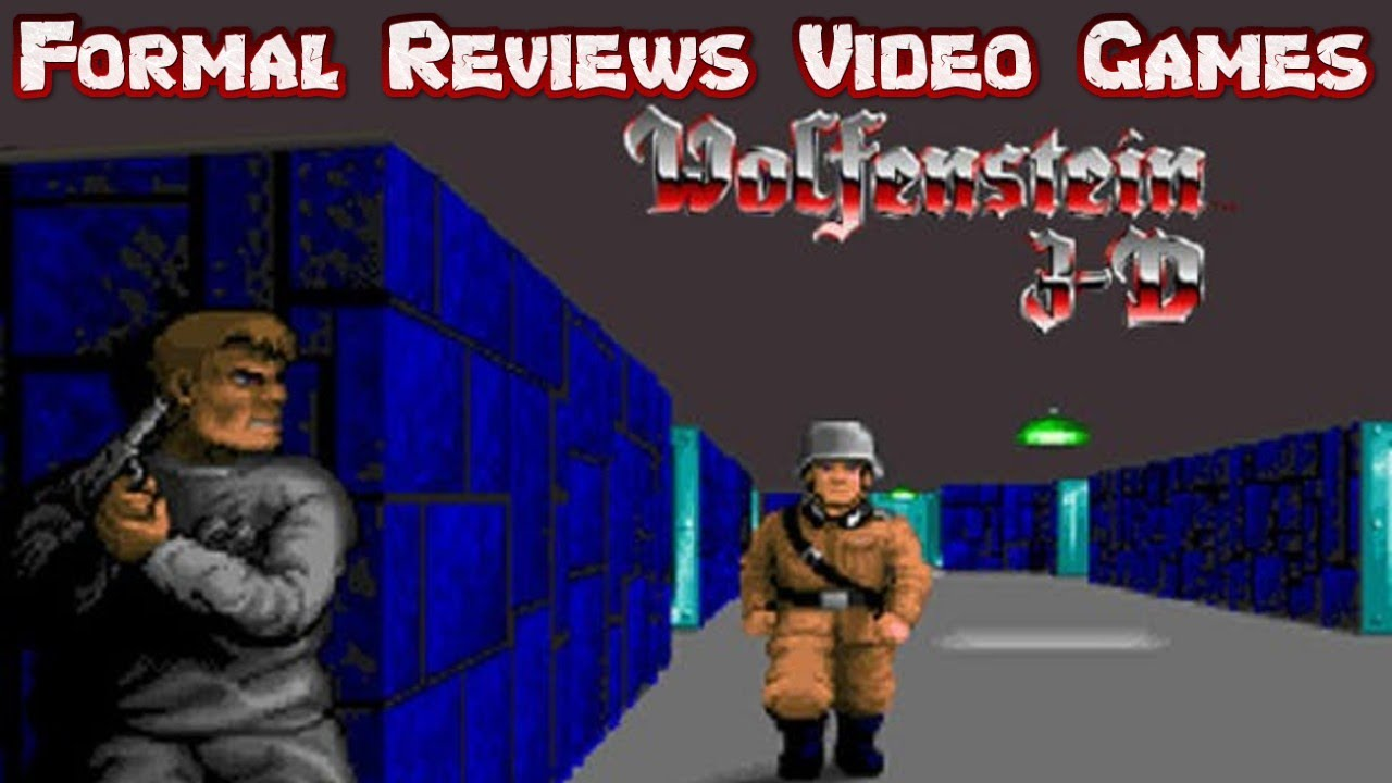 Wolfenstein 3D (Steam) Quick Video Game Review