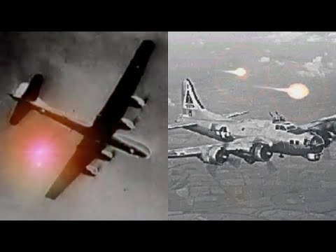 """The Mysterious Glowing """"Foo Fighter"""" UFOs During World War II - FindingUFO"""